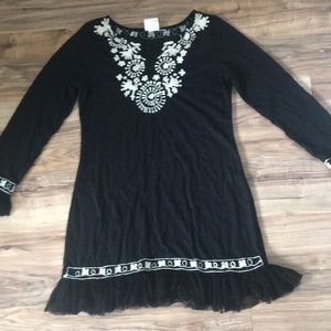 Tunic dress size Small